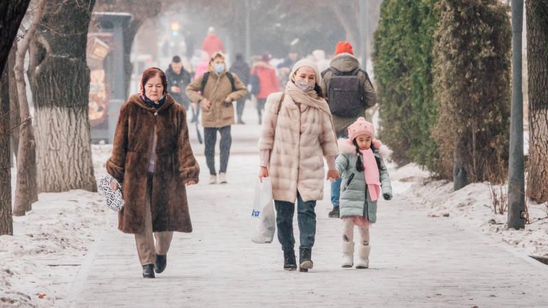 В Алматы впервые будут замерять уровень озона в воздухе