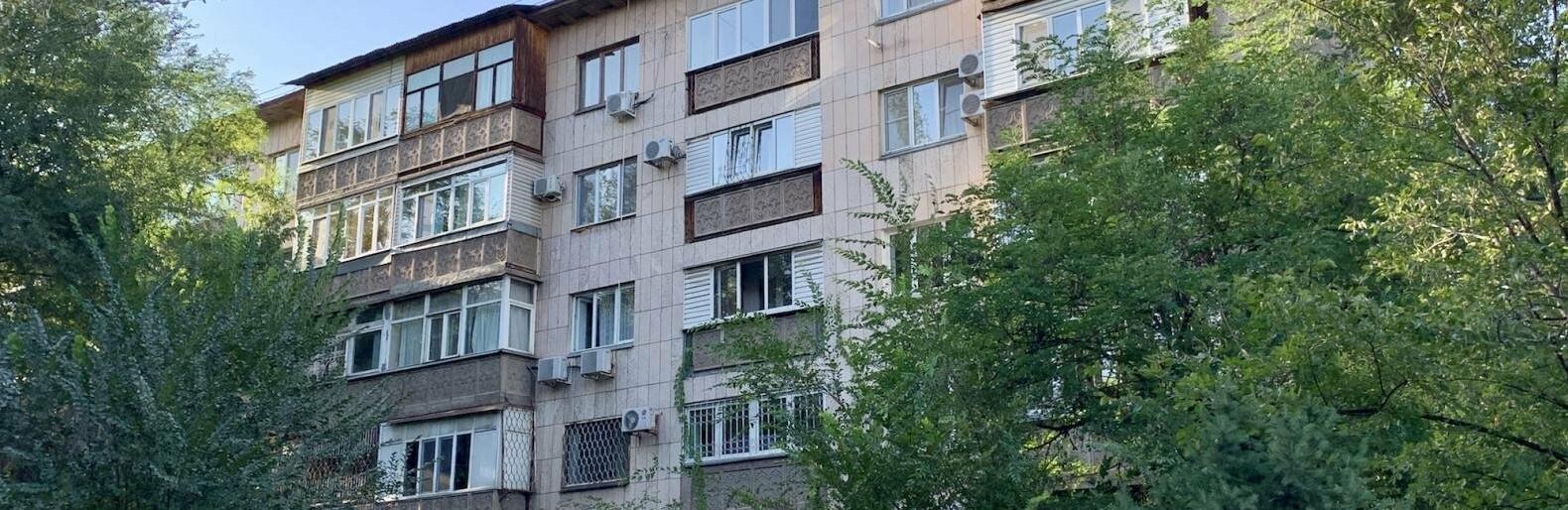 Фасады 12 домов в Алмалинском районе Алматы реконструируют в 2021 году