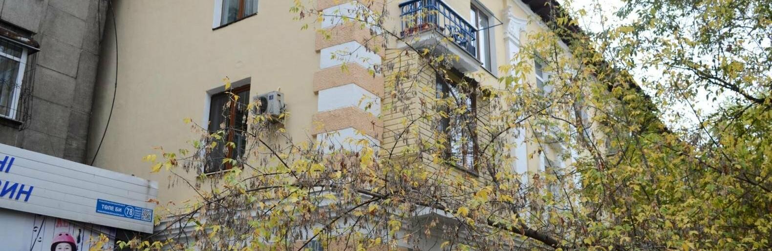В Турксибском районе Алматы строят 11 домов в рамках программы по реновации жилья
