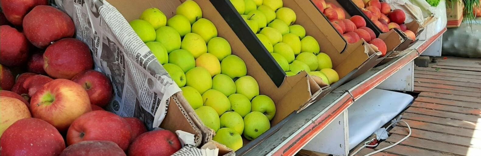 Алматы лидирует по расходам жителей на еду