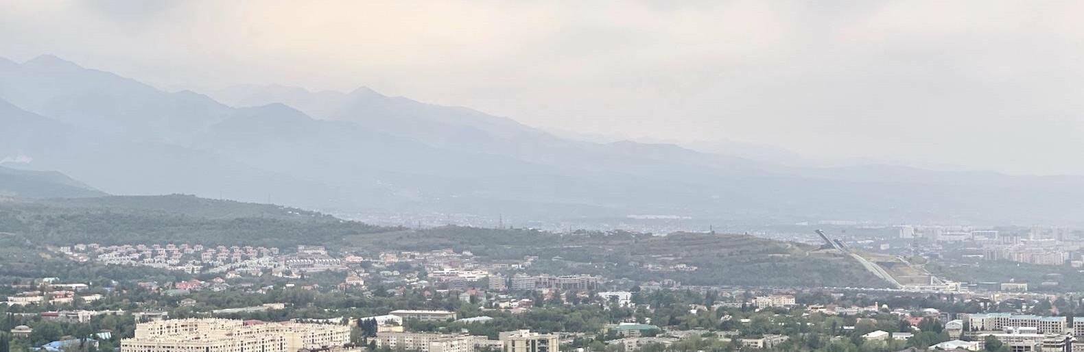 Сирены прозвучат в Алматы 17 июня